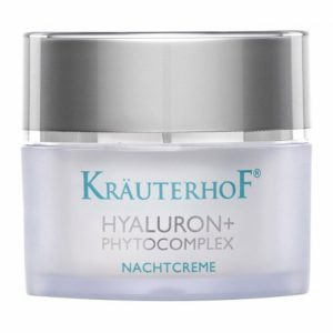 Krauterhof Night Moisturizing Cream With Phytocomplex & Hyaluron